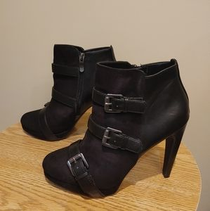 Sam Libby  Women's ankle boots size 7.5 Black